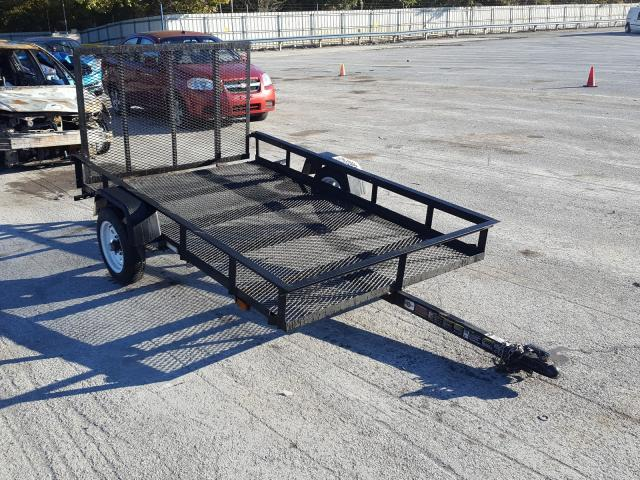 CAR Trailer salvage cars for sale: 2012 CAR Trailer