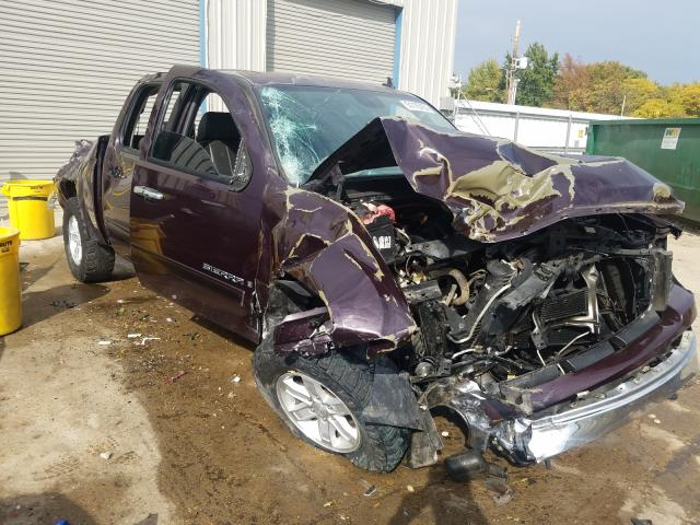 Salvage cars for sale from Copart Memphis, TN: 2008 GMC Sierra K15