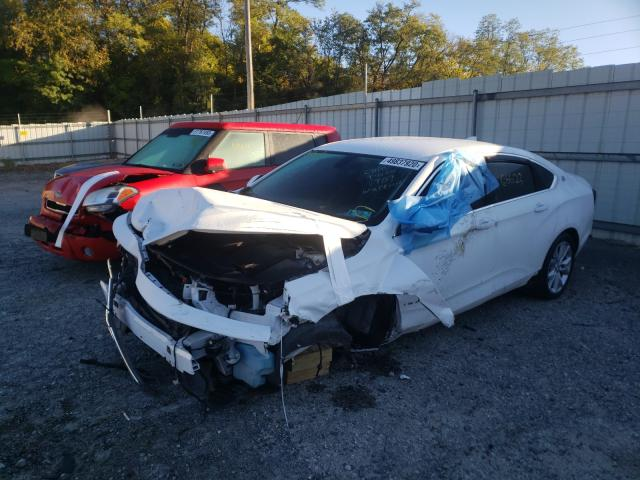 из сша 2017 Chevrolet Impala Lt 3.6L 2G1105S32H9111989