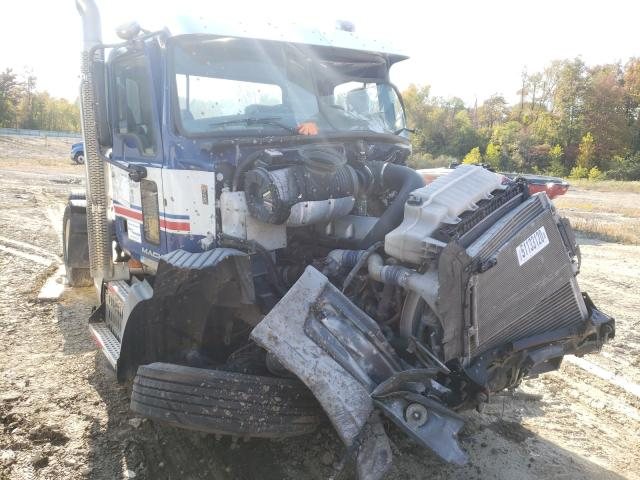 Mack salvage cars for sale: 2012 Mack 600 CXU600