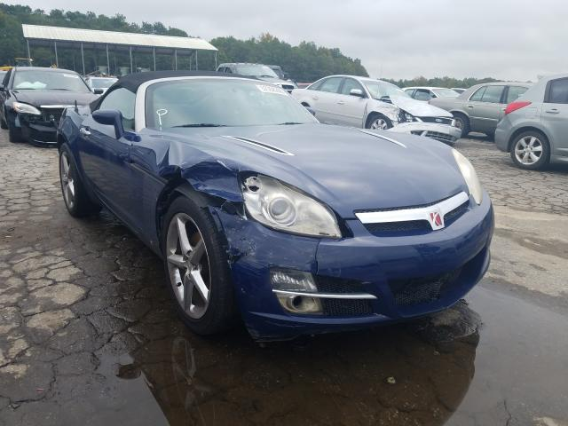 Saturn salvage cars for sale: 2009 Saturn Sky