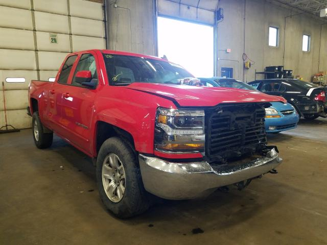 Salvage cars for sale from Copart Blaine, MN: 2019 Chevrolet Silverado