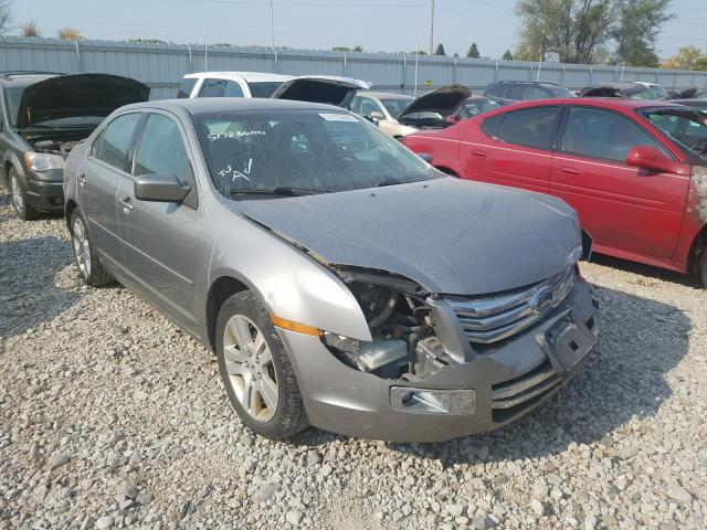 Ford Fusion SEL salvage cars for sale: 2008 Ford Fusion SEL
