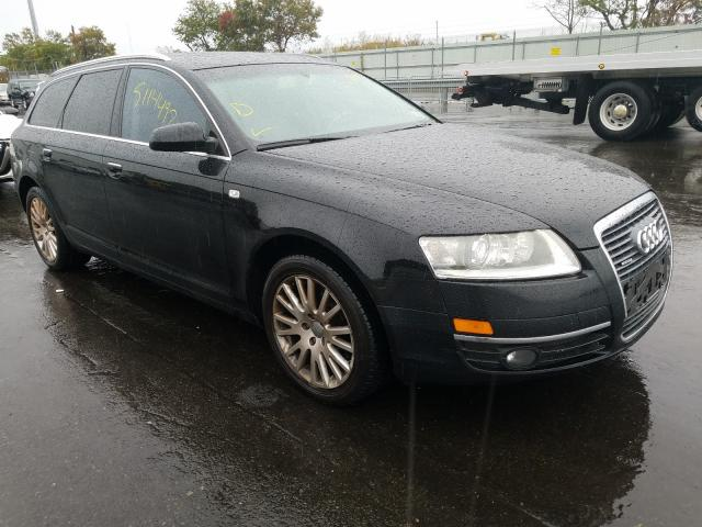 Audi Allroad salvage cars for sale: 2006 Audi Allroad