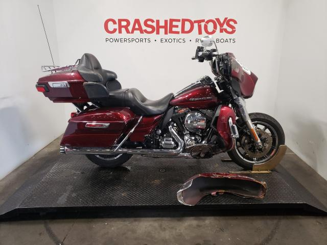Salvage cars for sale from Copart Austell, GA: 2016 Harley-Davidson Flhtk Ultr