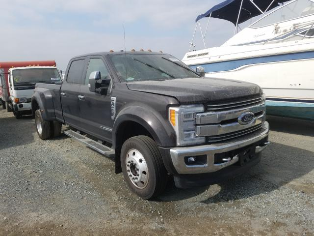 Ford salvage cars for sale: 2018 Ford F450 Super