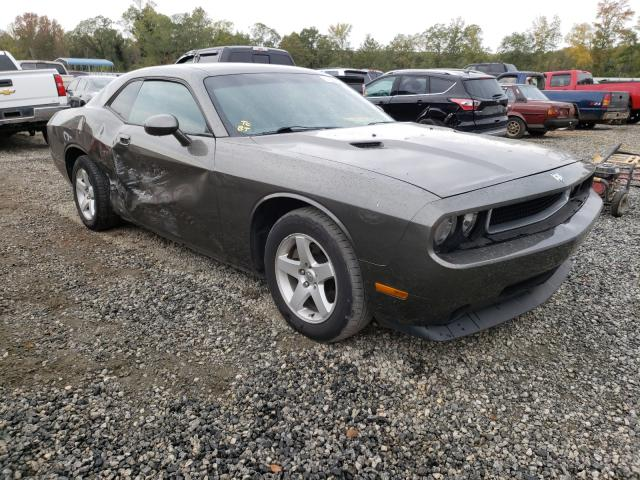 Salvage cars for sale from Copart Spartanburg, SC: 2010 Dodge Challenger