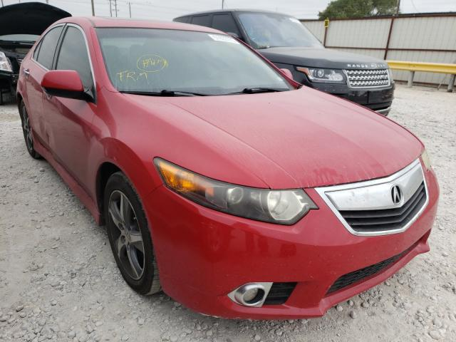 Salvage cars for sale from Copart Haslet, TX: 2012 Acura TSX SE