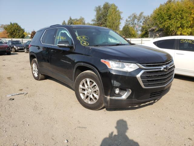 Chevrolet Traverse salvage cars for sale: 2018 Chevrolet Traverse