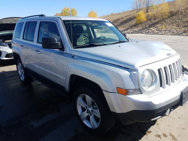Vehiculos salvage en venta de Copart Littleton, CO: 2011 Jeep Patriot SP