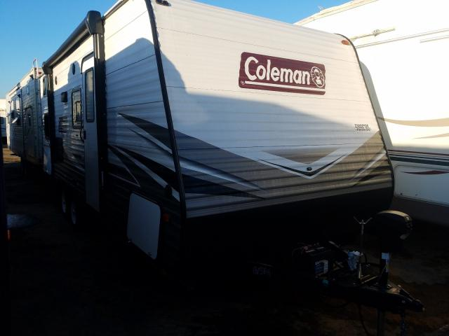Coleman salvage cars for sale: 2020 Coleman Lantern