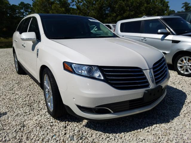 Salvage cars for sale from Copart Houston, TX: 2019 Lincoln MKT