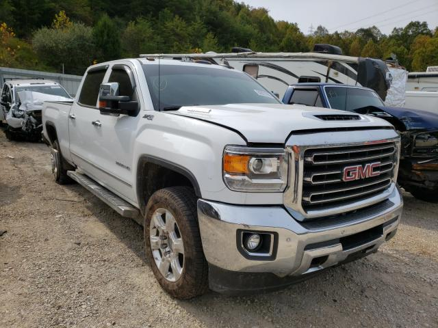 Salvage cars for sale from Copart Hurricane, WV: 2018 GMC Sierra K25