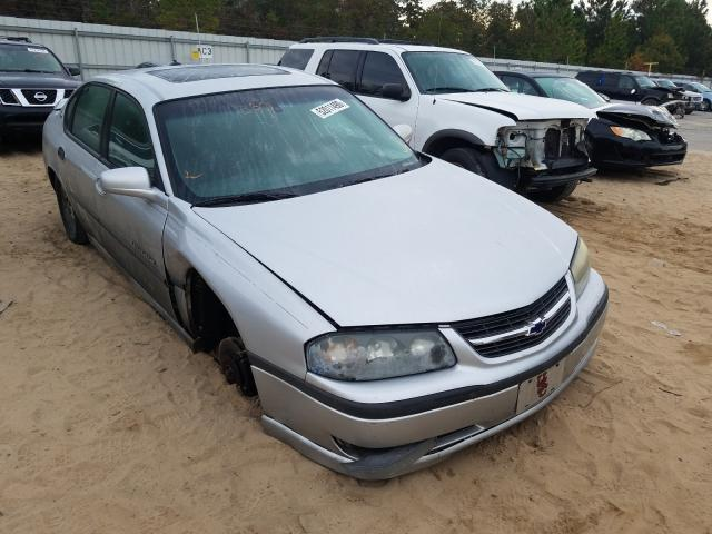 Salvage cars for sale from Copart Gaston, SC: 2003 Chevrolet Impala LS