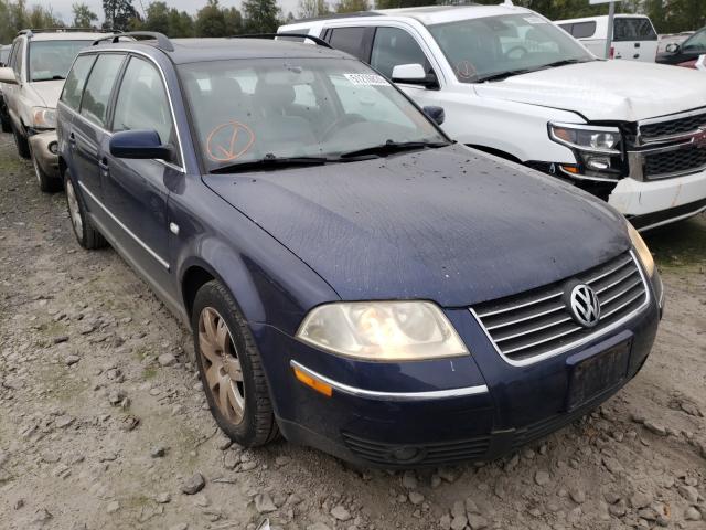 2003 Volkswagen Passat GLX en venta en Portland, OR