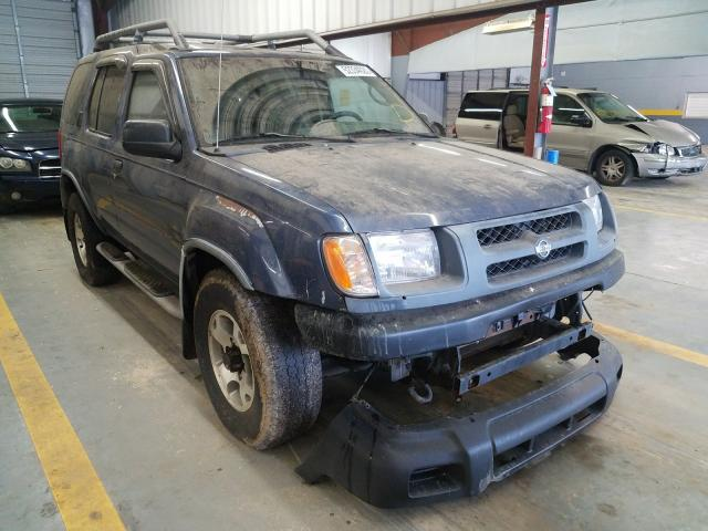 Salvage cars for sale from Copart Mocksville, NC: 2000 Nissan Xterra