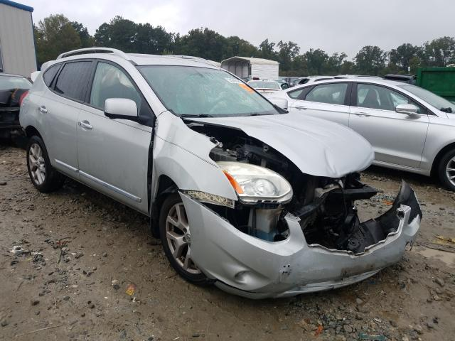 Salvage cars for sale from Copart Ellenwood, GA: 2012 Nissan Rogue S