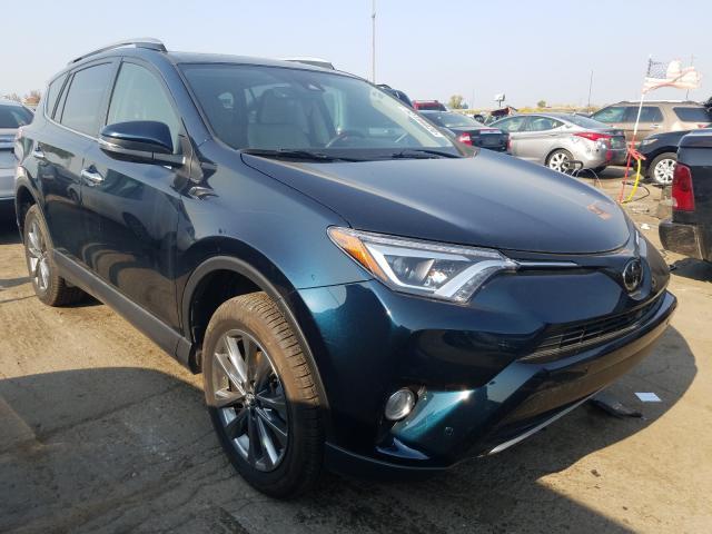 2018 Toyota Rav4 for sale in Woodhaven, MI