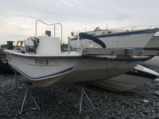 Salvage 1996 Other SKIFF for sale