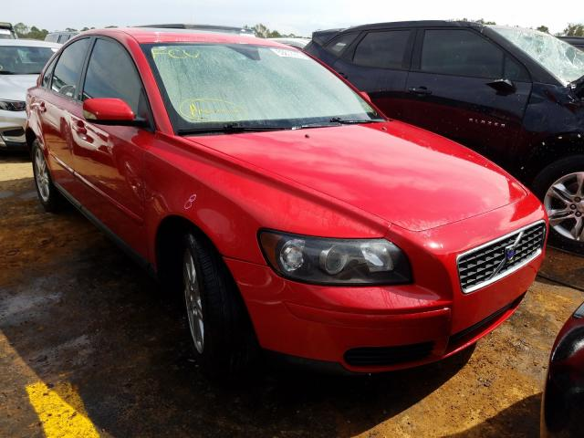 Salvage cars for sale from Copart Eight Mile, AL: 2006 Volvo S40 2.4I