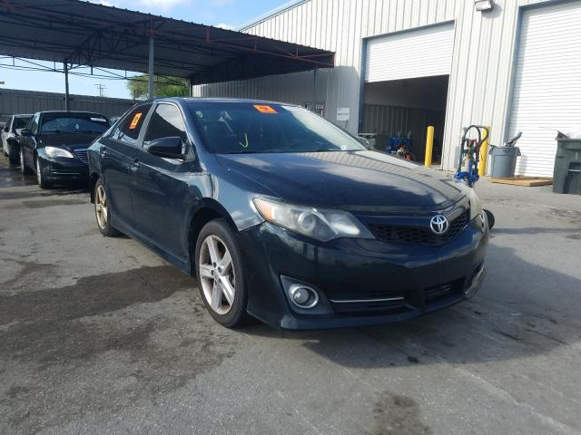 Salvage cars for sale from Copart Orlando, FL: 2013 Toyota Camry L