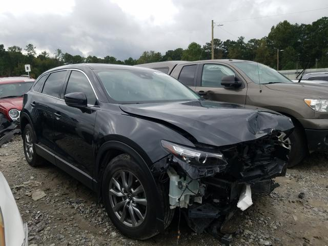 Salvage cars for sale at Ellenwood, GA auction: 2018 Mazda CX-9 Touring