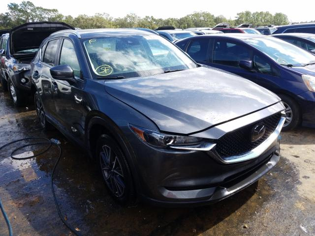 Mazda salvage cars for sale: 2018 Mazda CX-5 Touring