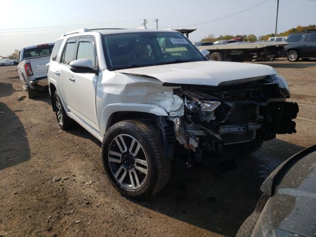 Salvage cars for sale at Portland, MI auction: 2016 Toyota 4runner SR