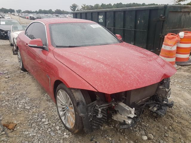 BMW salvage cars for sale: 2015 BMW 428 I