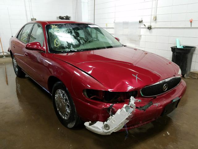 Salvage cars for sale from Copart Blaine, MN: 2005 Buick Century CU