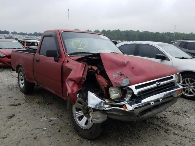 Salvage cars for sale from Copart Loganville, GA: 1995 Toyota Pickup 1/2