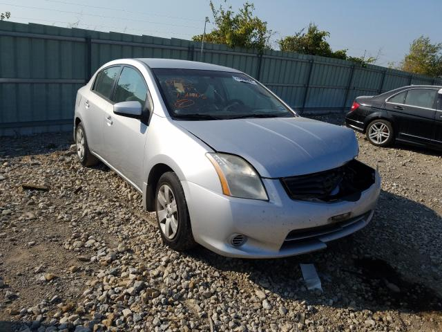 Salvage cars for sale from Copart Kansas City, KS: 2012 Nissan Sentra 2.0