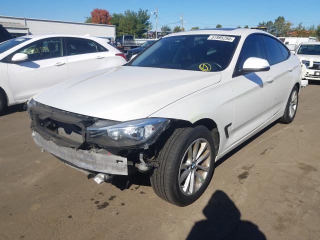 2015 BMW 328 XIGT WBA3X5C57FD561145
