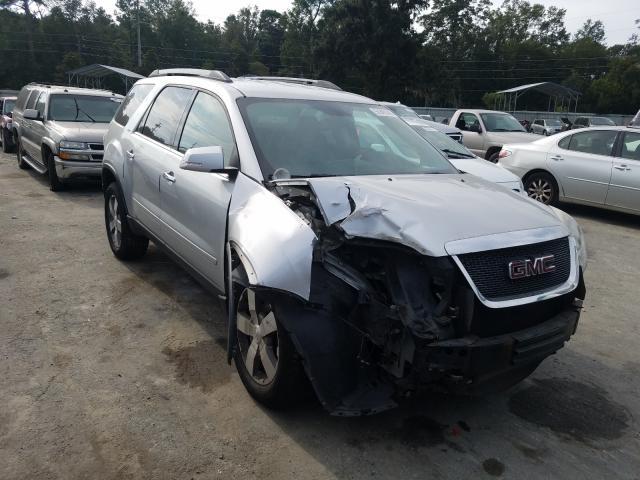 Salvage cars for sale from Copart Savannah, GA: 2012 GMC Acadia SLT