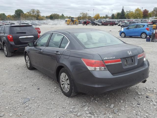 купить 2012 Honda Accord Lx 2.4L 1HGCP2F32CA172052