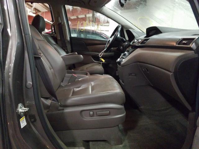 пригнать из сша 2011 Honda Odyssey Ex 3.5L 5FNRL5H68BB097151