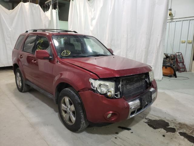 Ford Escape LIM salvage cars for sale: 2009 Ford Escape LIM