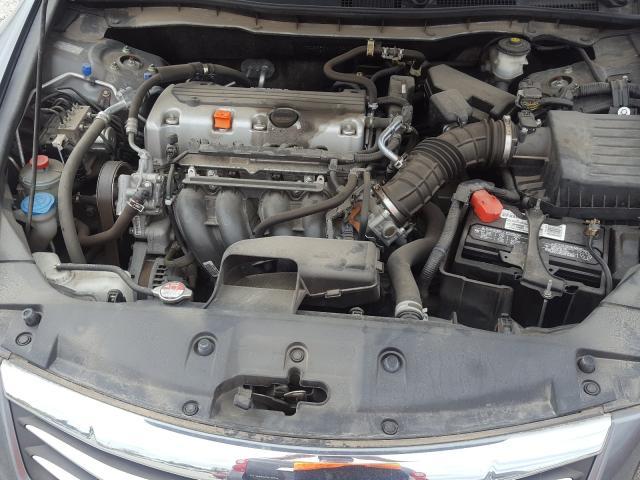 1HGCP2F32CA172052 2012 Honda Accord Lx 2.4L