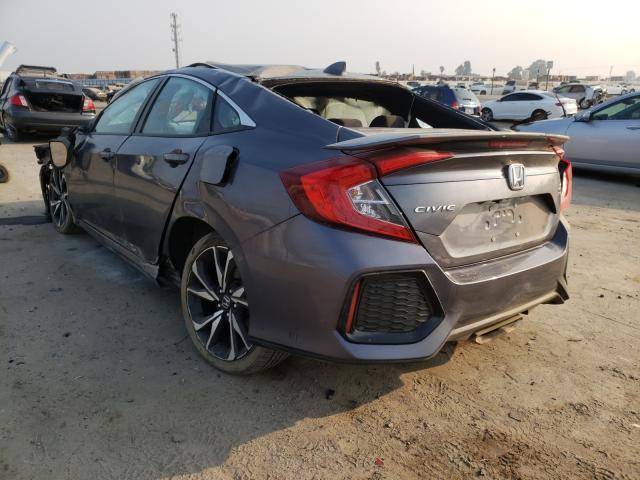 купить 2018 Honda Civic Si 1.5L 2HGFC1E50JH706007