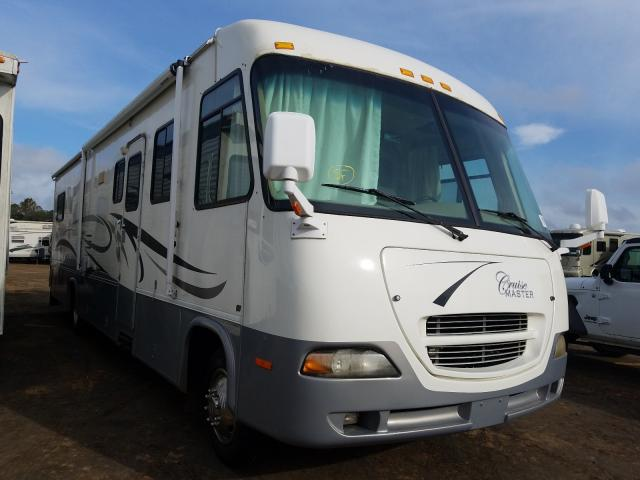 Cruiser Rv Vehiculos salvage en venta: 2002 Cruiser Rv Master