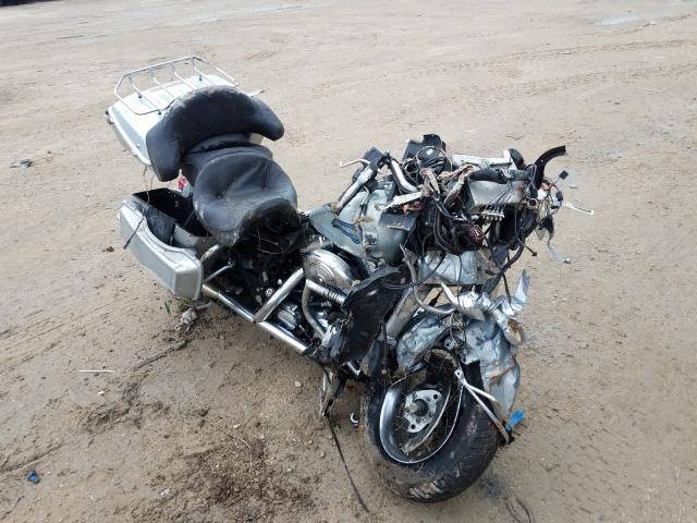 Salvage cars for sale from Copart Greenwell Springs, LA: 2006 Harley-Davidson Flhtci