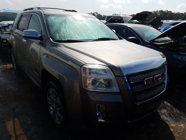 GMC salvage cars for sale: 2012 GMC Terrain SL