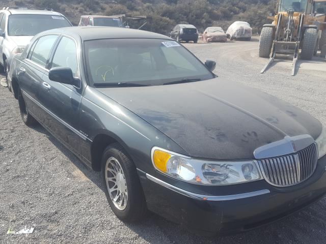 2002 Lincoln Town Car S en venta en Reno, NV