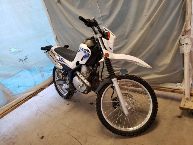 2012 Yamaha XT250 for sale in West Warren, MA