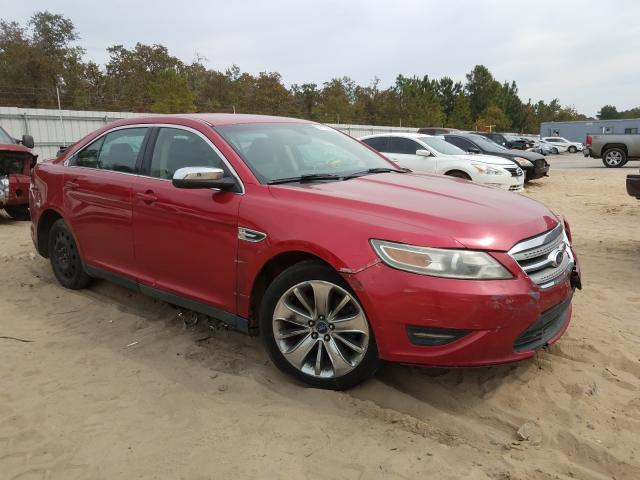 Salvage cars for sale from Copart Gaston, SC: 2011 Ford Taurus LIM