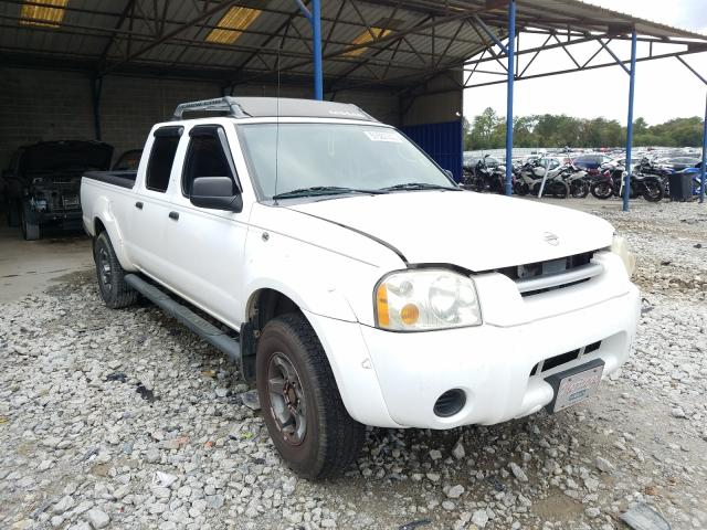 Salvage cars for sale from Copart Cartersville, GA: 2003 Nissan Frontier C