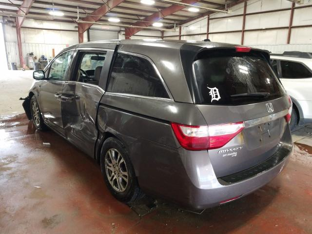 купить 2011 Honda Odyssey Ex 3.5L 5FNRL5H68BB097151