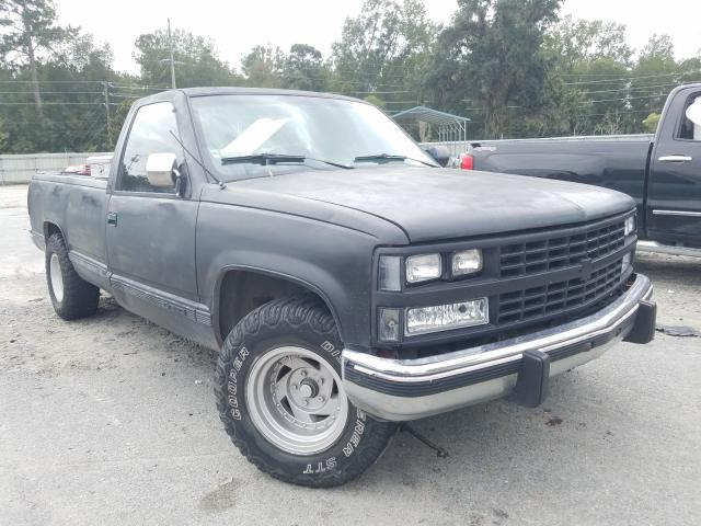 Chevrolet GMT-400 C1 salvage cars for sale: 1988 Chevrolet GMT-400 C1
