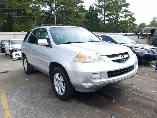 Salvage cars for sale from Copart Eight Mile, AL: 2006 Acura MDX Touring