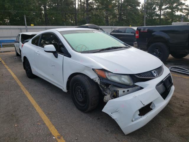 Honda salvage cars for sale: 2012 Honda Civic LX